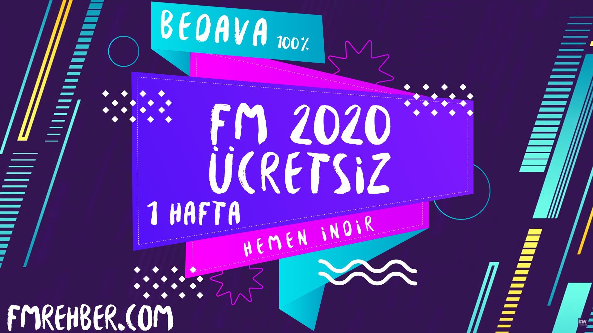 fm 2020 ücretsiz