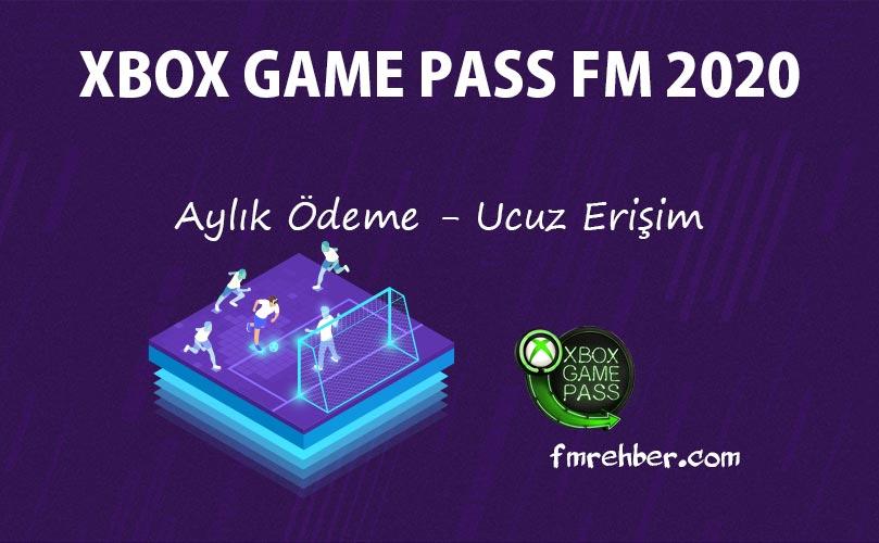 Xbox Game Pass Fm 2020