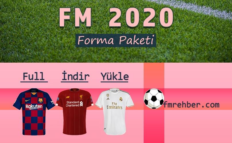fm 2020 forma paketi