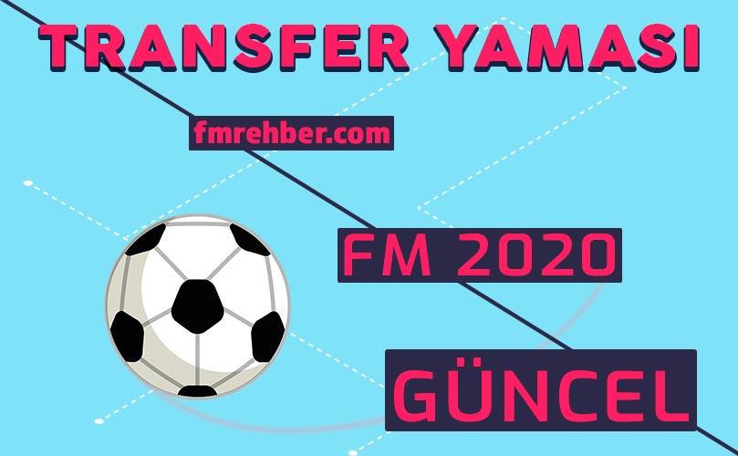 transfer yaması