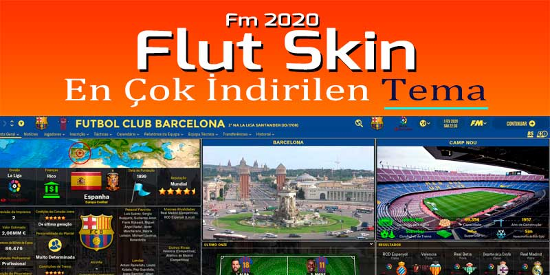 fm 2020 flut skin