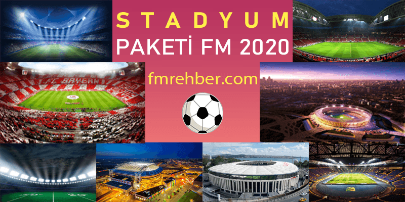 stadyum paketi fm 2020