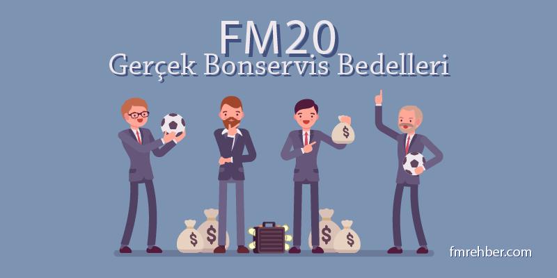 FM20 Gerçek Bonservis