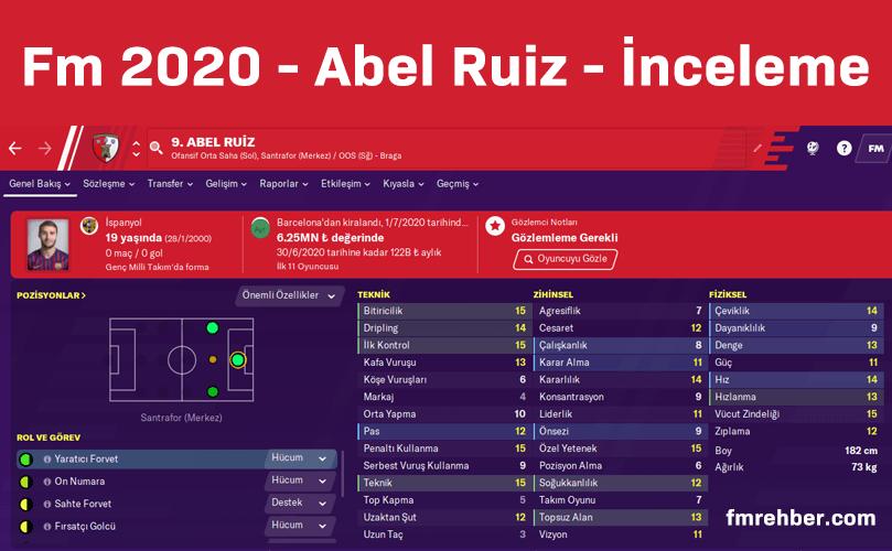 Fm 2020 Abel Ruiz
