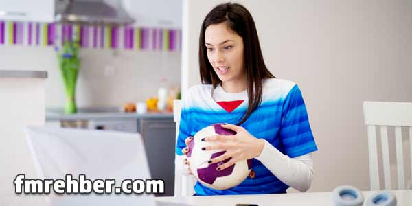 kadın futbol