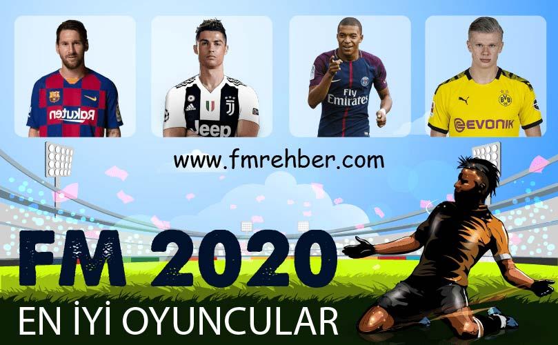 fm 2020 en iyi oyuncular