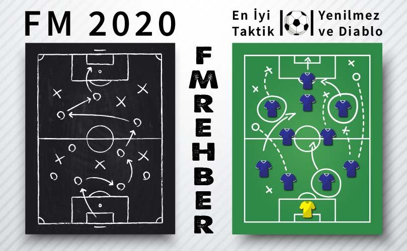 fm 2020 en iyi taktik