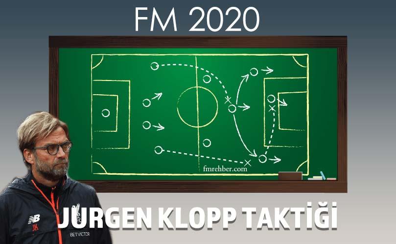 fm 2020 jurgen klopp taktik
