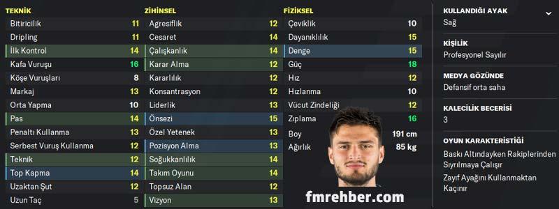 fm 2020 en iyi türk oyuncular okay yokuşlu