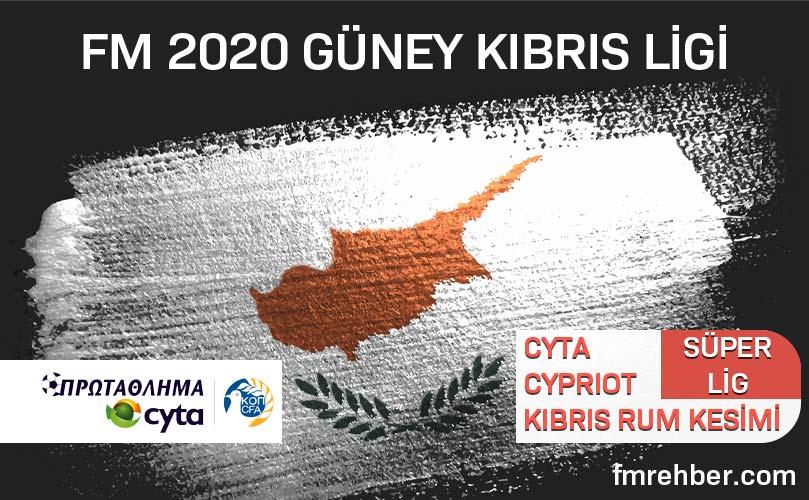 fm 2020 güney kıbrıs ligi