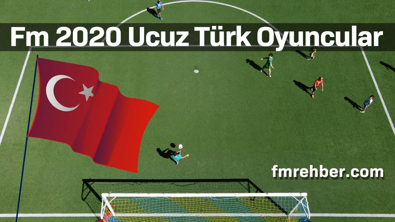 fm 20 ucuz türk oyuncular