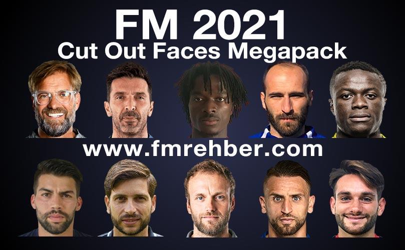 fm 21 cut out faces megapack