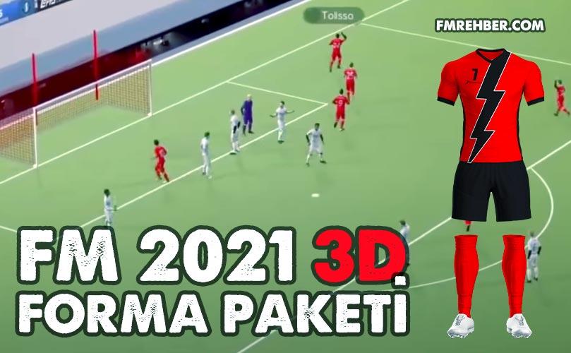 fm 21 3d forma paketi