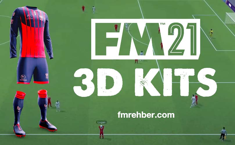 fm 21 3d kits
