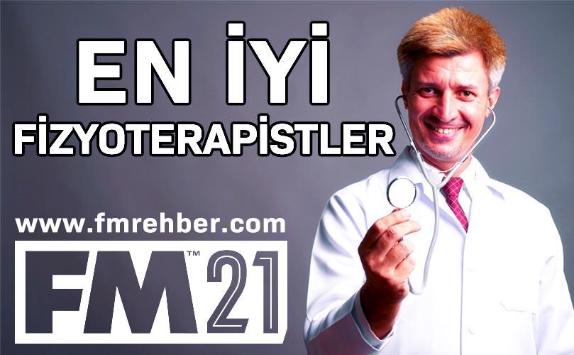 fm 21 en iyi fizyoterapistler