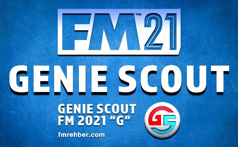 fm 21 genie scout